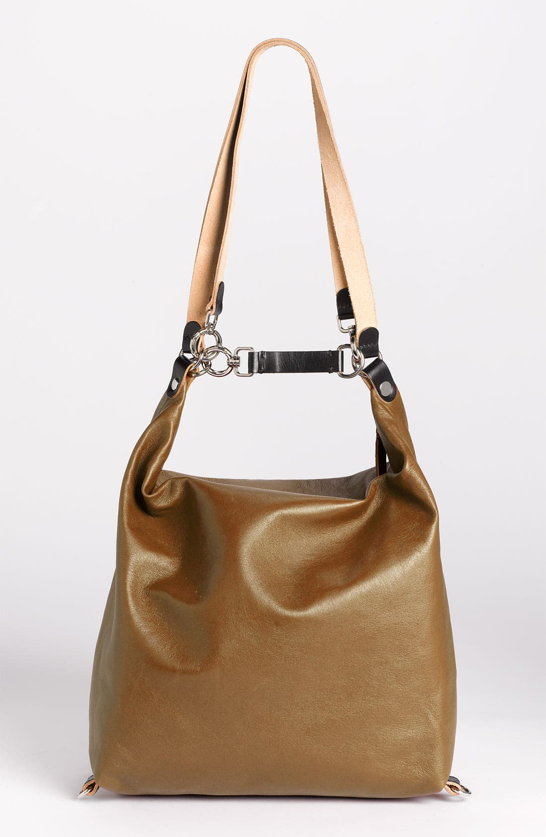 Alternate Image 4  - Marni Leather Shoulder Bag