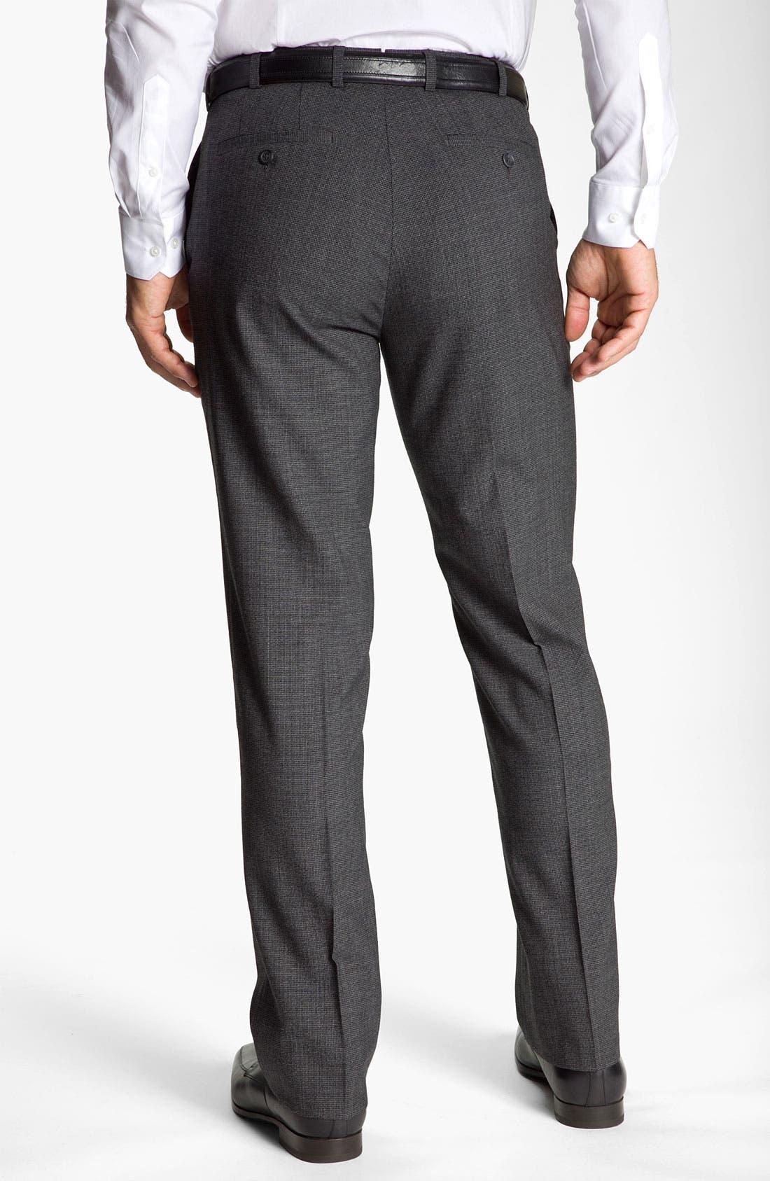 Alternate Image 2  - Peter Millar Wool Check Pants