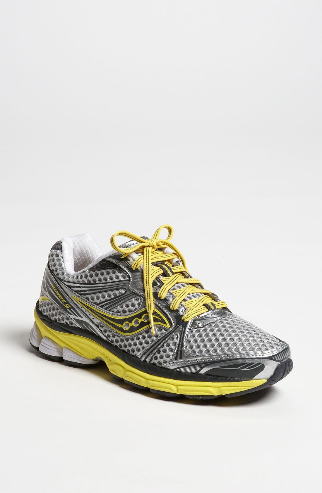 Main Image - Saucony 'ProGrid Guide 5' Running Shoe (Women)