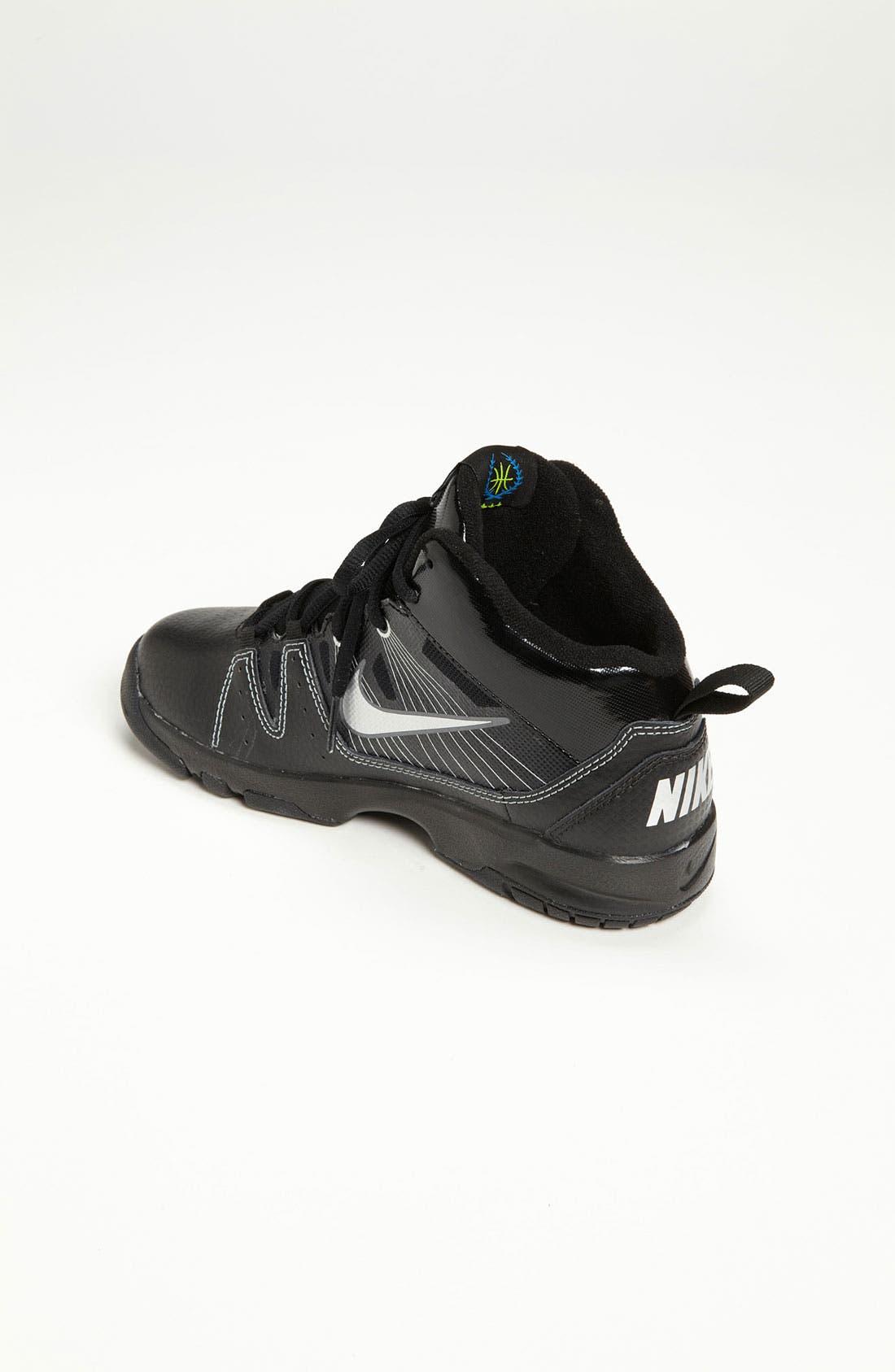 Alternate Image 2  - Nike 'Flight Jab Step' Basketball Shoe (Toddler, Little Kid & Big Kid)