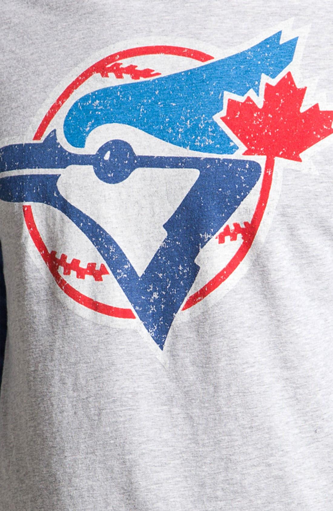 Alternate Image 3  - Wright & Ditson 'Toronto Blue Jays' Baseball T-Shirt