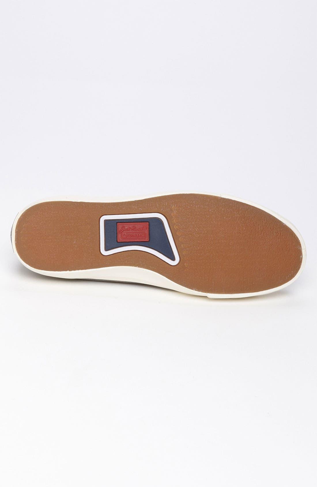 Alternate Image 4  - Converse 'Jack Purcell LTT' Leather Sneaker (Men)