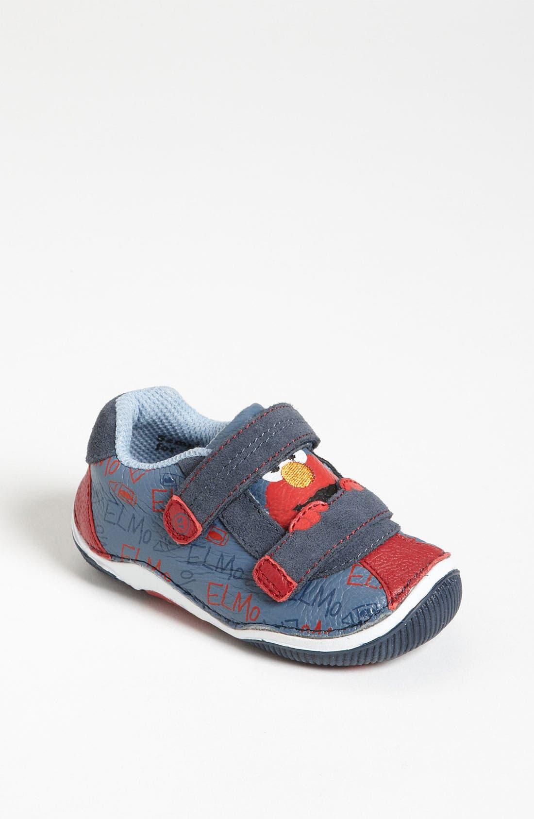 Main Image - Stride Rite 'Elmo' Sneaker (Baby, Walker & Toddler)