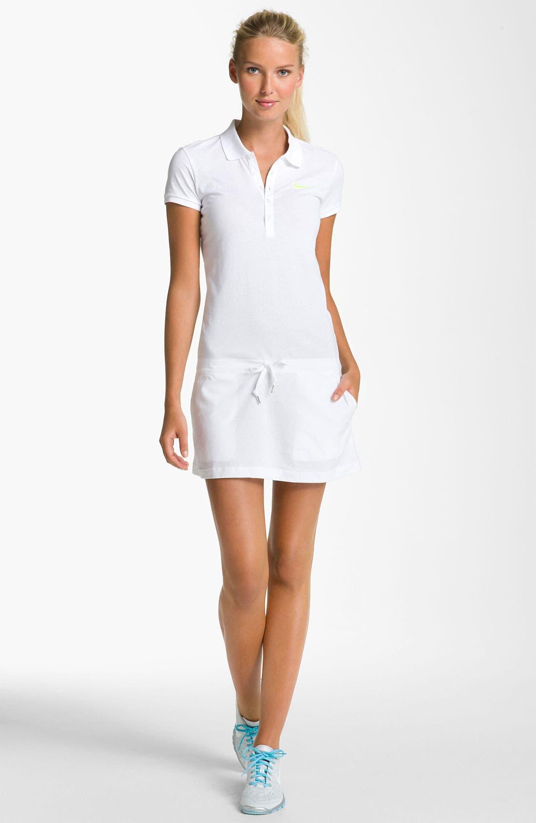 Main Image - Nike 'AD' Polo Dress