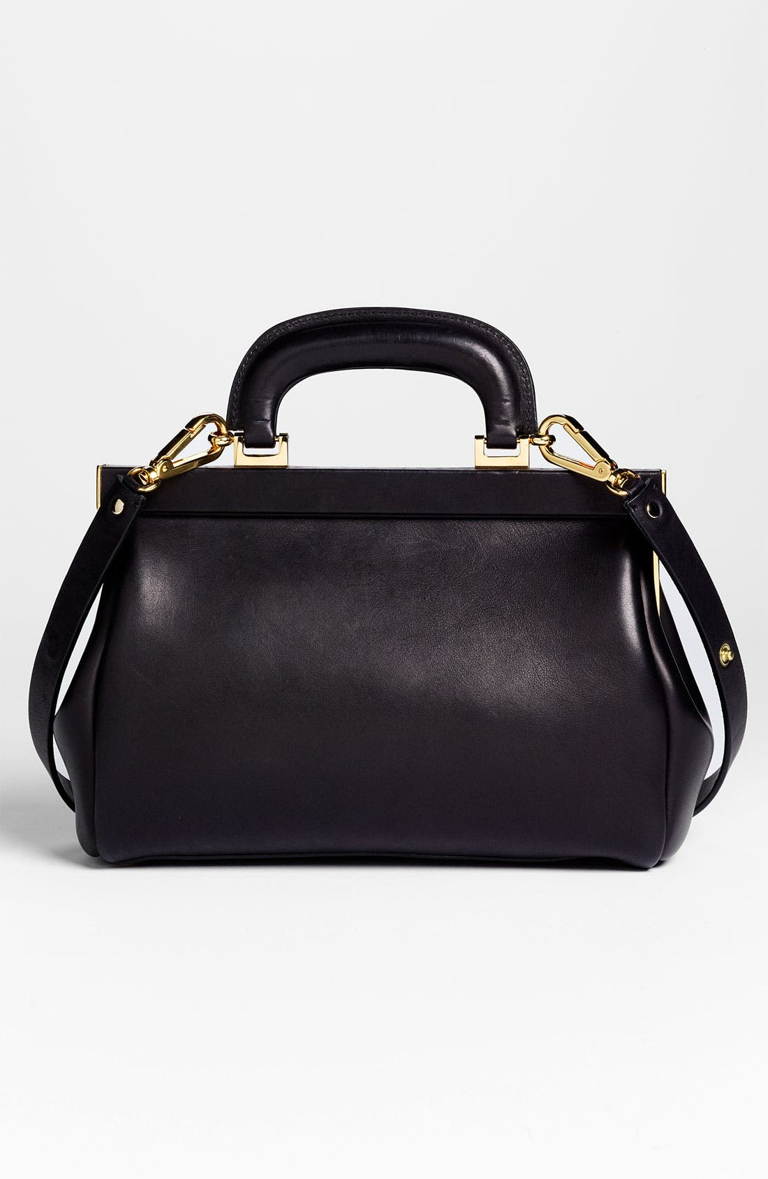 Alternate Image 4  - Marni 'Mini' Leather Frame Bag