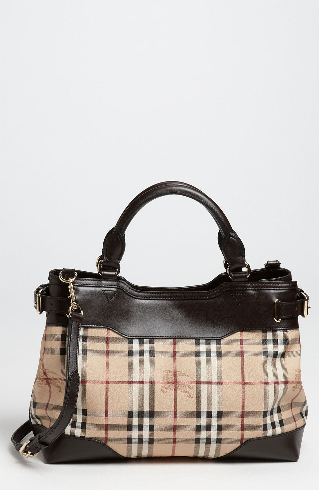 Main Image - Burberry 'Haymarket Check' Tote