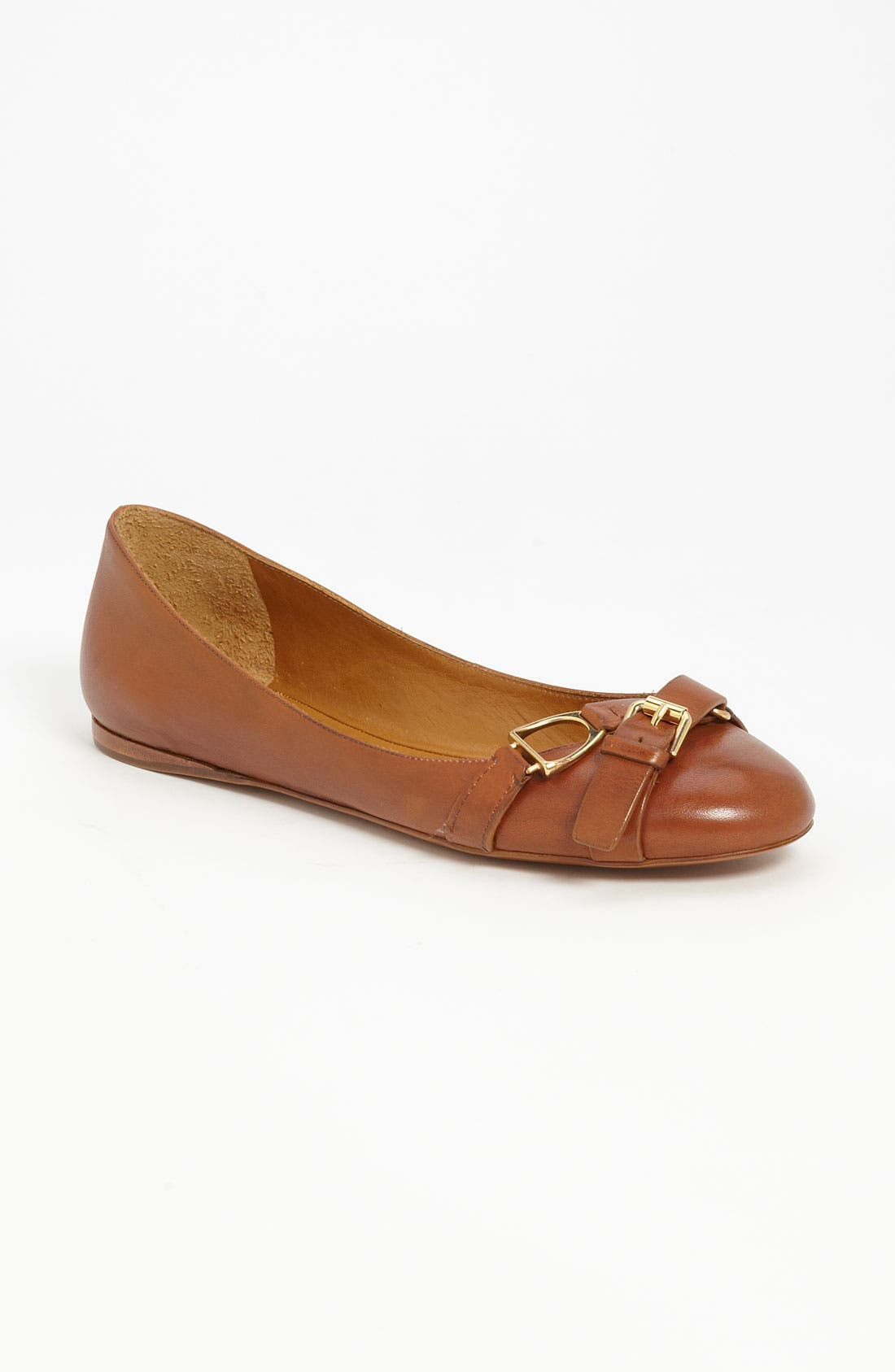 Alternate Image 1 Selected - Ralph Lauren Collection 'Umina' Flat