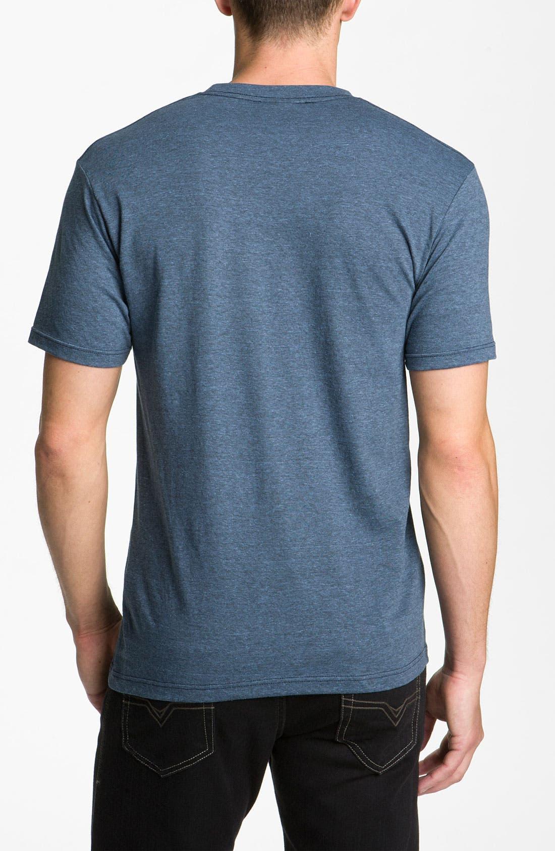 Alternate Image 2  - Obey 'O-Badge' T-Shirt