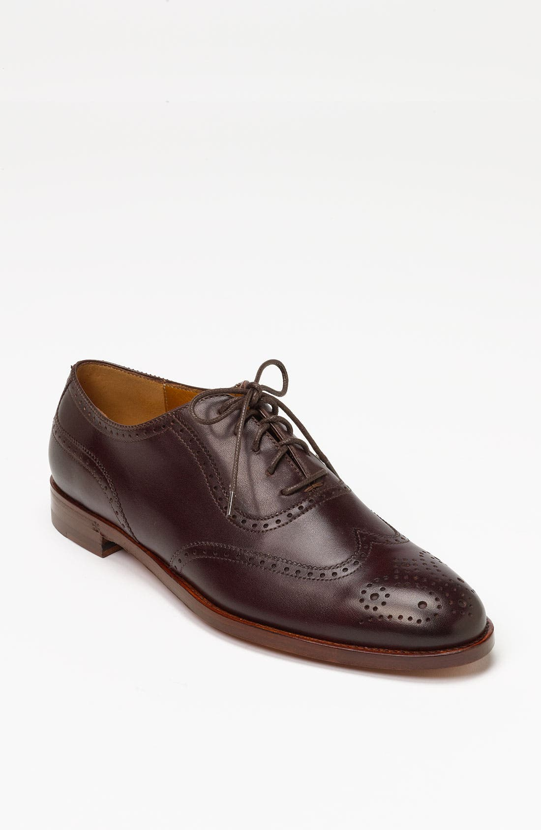 Alternate Image 1 Selected - Ralph Lauren Collection 'Quintin' Oxford