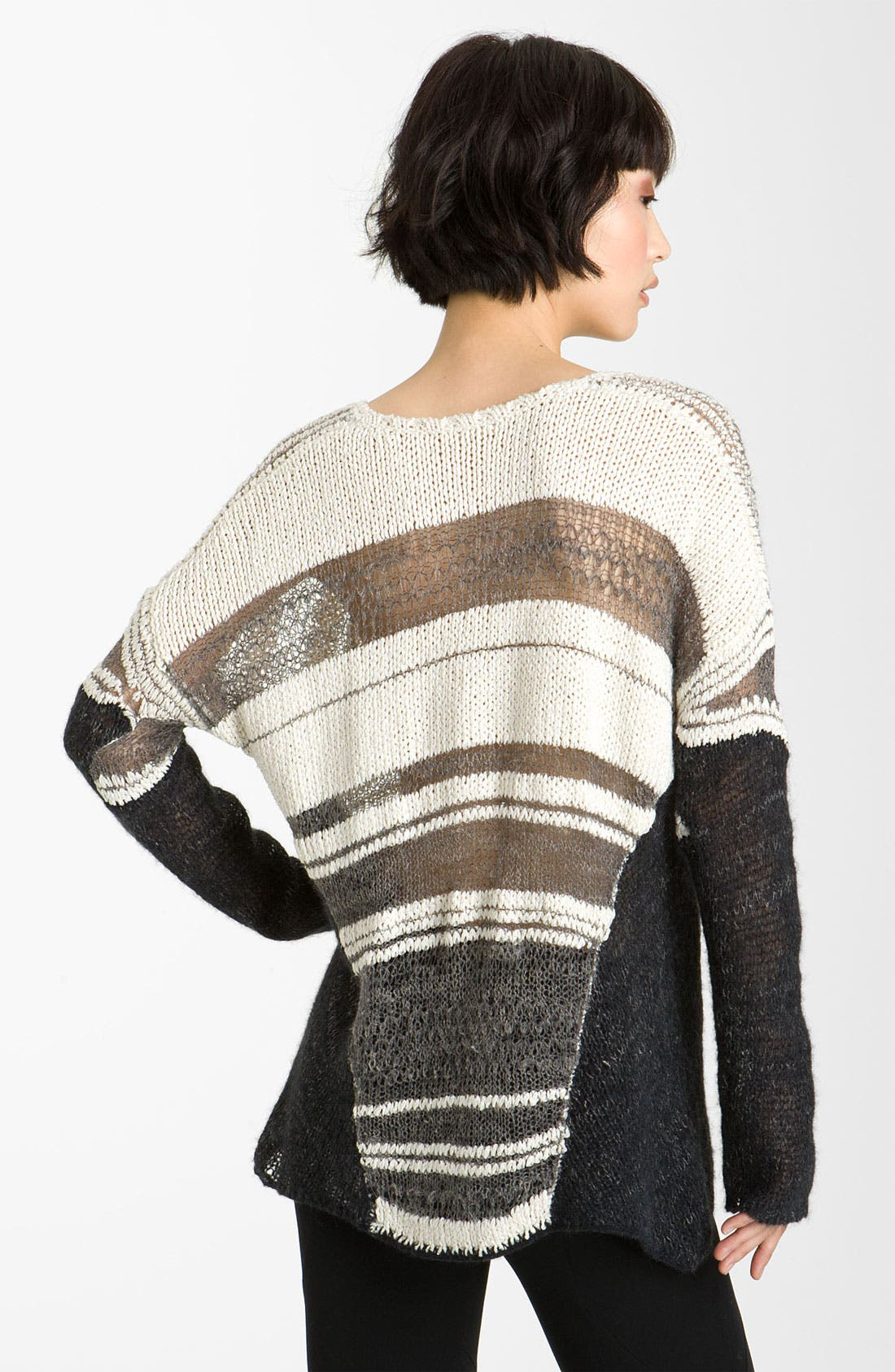Alternate Image 2  - Helmut Lang Melangé Pullover Sweater