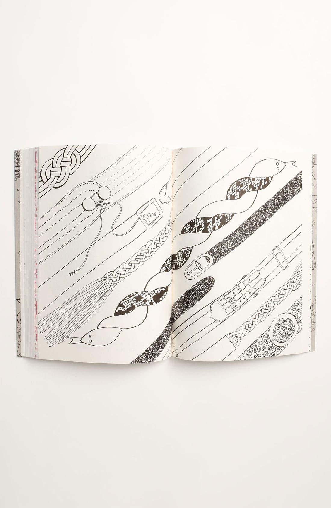 Alternate Image 2  - 'My Even More Wonderful World of Fashion' Book (Girls)