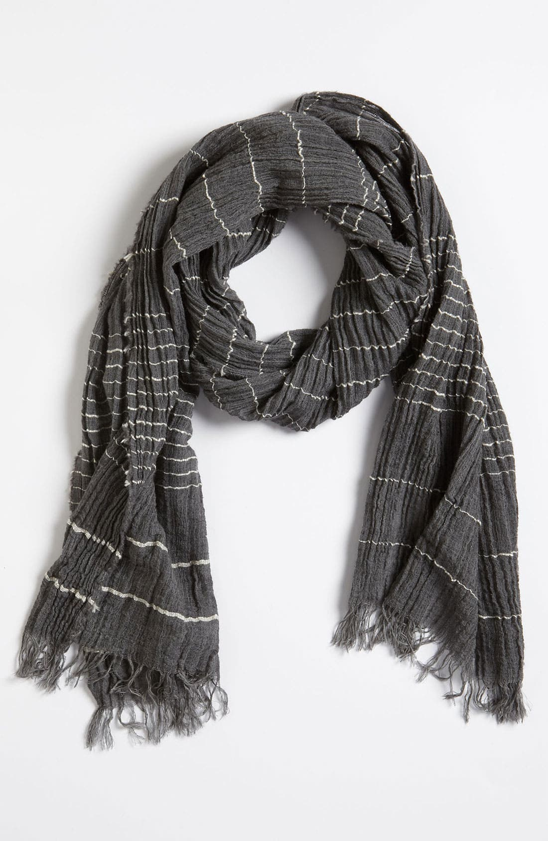 Main Image - rag & bone 'Ragged Stripe' Scarf