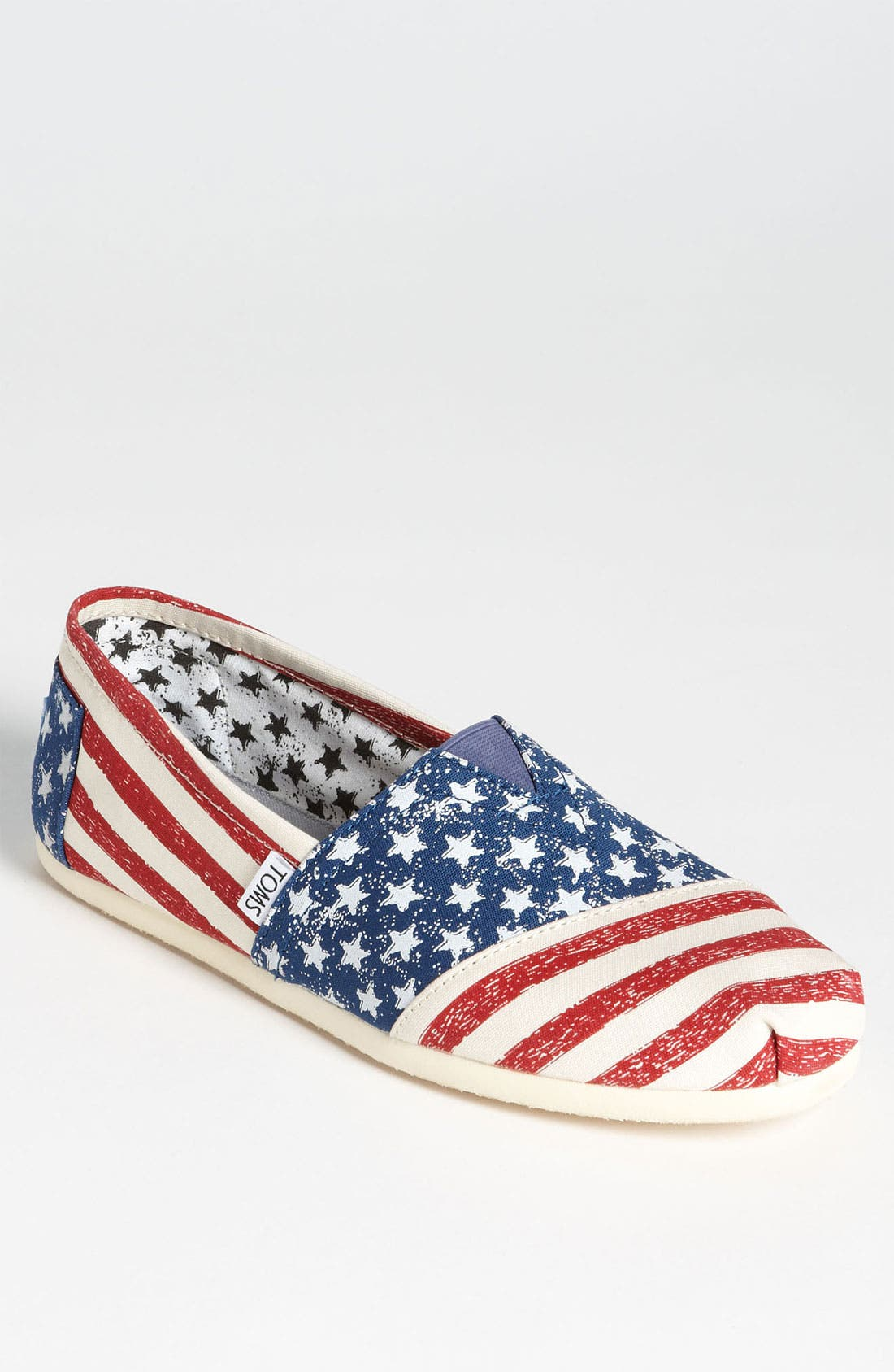 Alternate Image 1 Selected - TOMS 'Earthwise - Classic' Slip-On (Men)