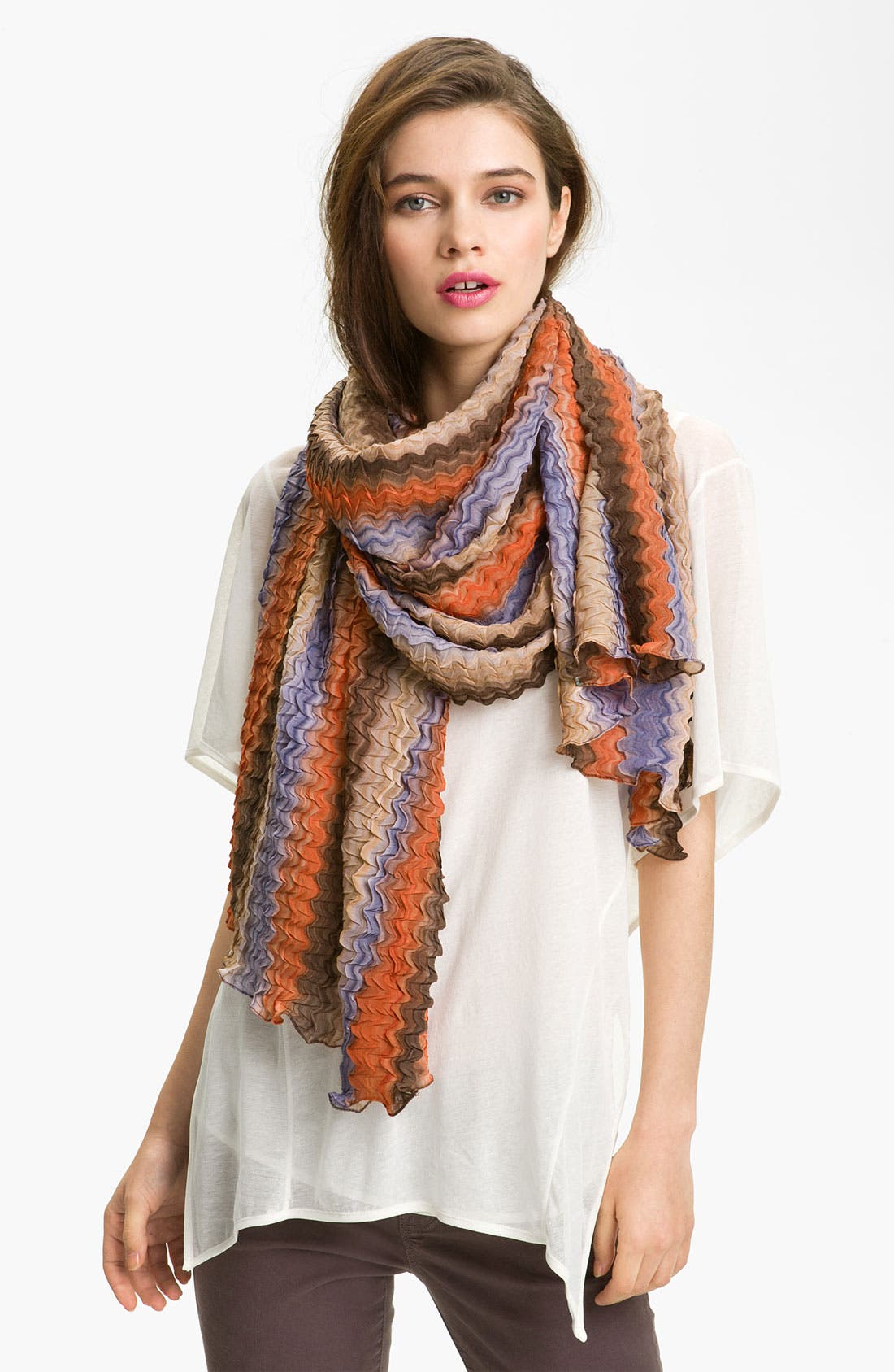 Main Image - Collection XIIX 'Sandstone Fins' Scarf