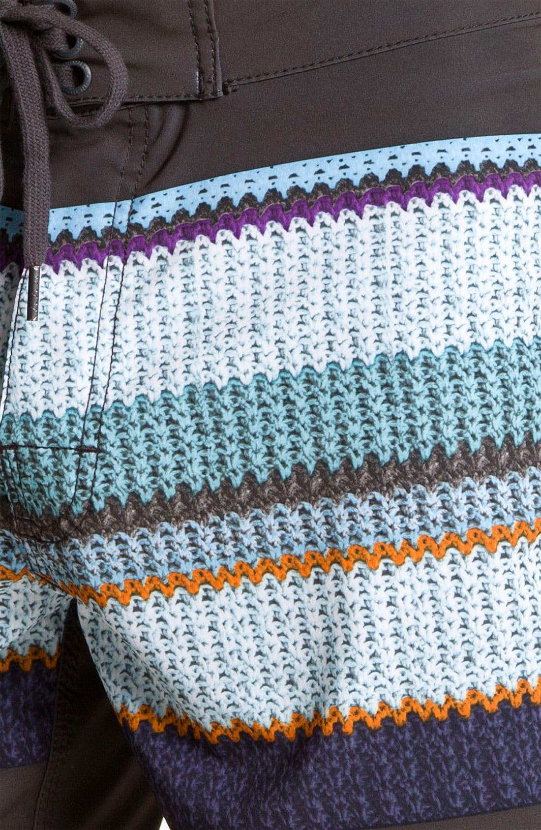 Alternate Image 3  - Insight 'Knitta Bro' Board Shorts