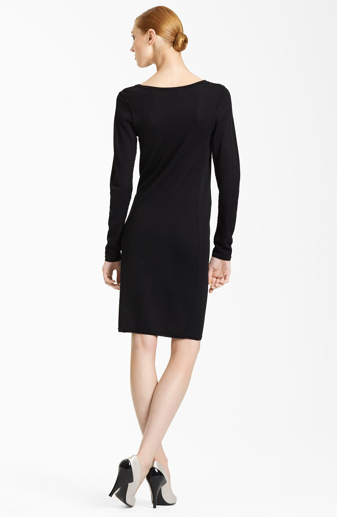 Alternate Image 2  - Donna Karan Collection Reversible Dress