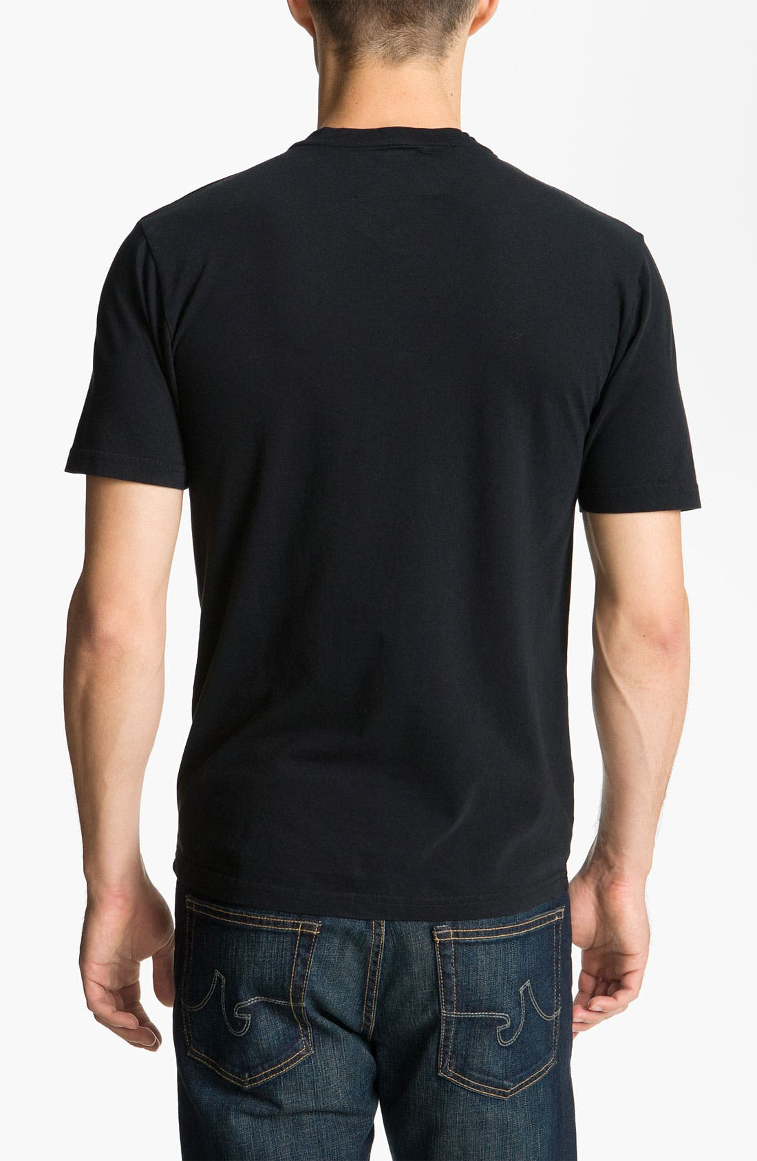 Alternate Image 2  - Red Jacket 'Orioles - Huron' V-Neck T-Shirt