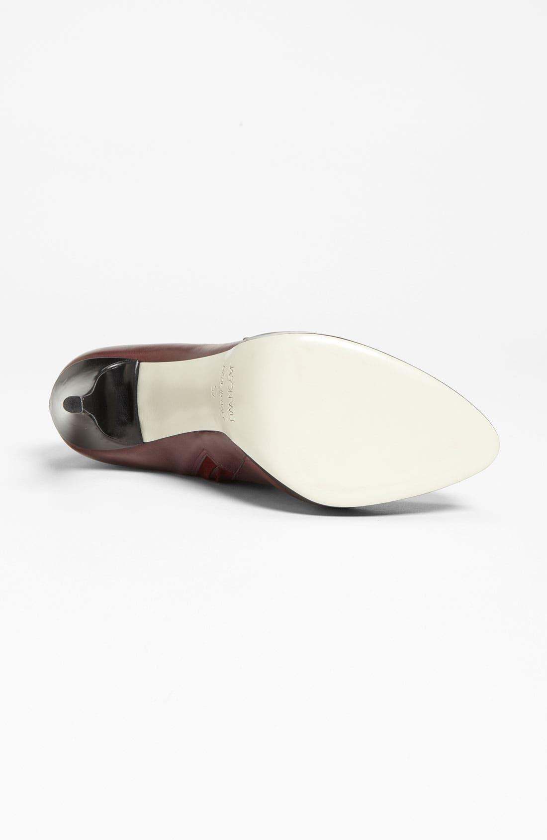 Alternate Image 4  - Jason Wu Tassel Ankle Boot