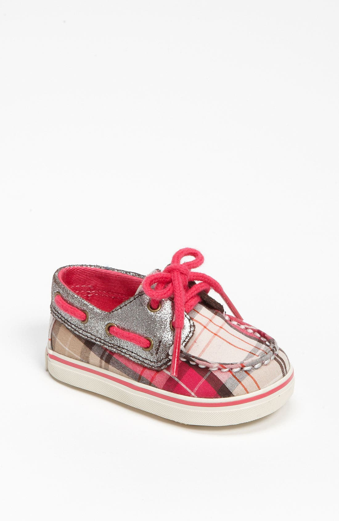 Alternate Image 1 Selected - Sperry Kids 'Bahama' Crib Shoe (Baby)