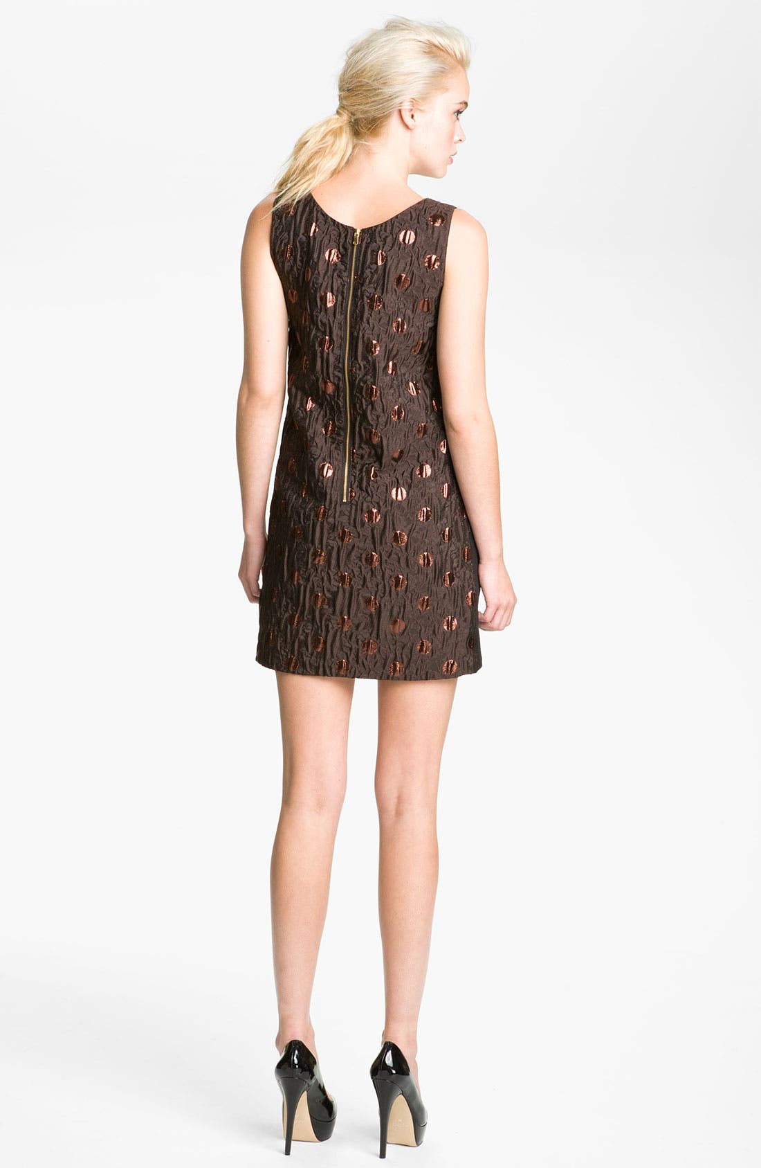 Alternate Image 2  - MARC BY MARC JACOBS 'Clara' Dot Jacquard Dress