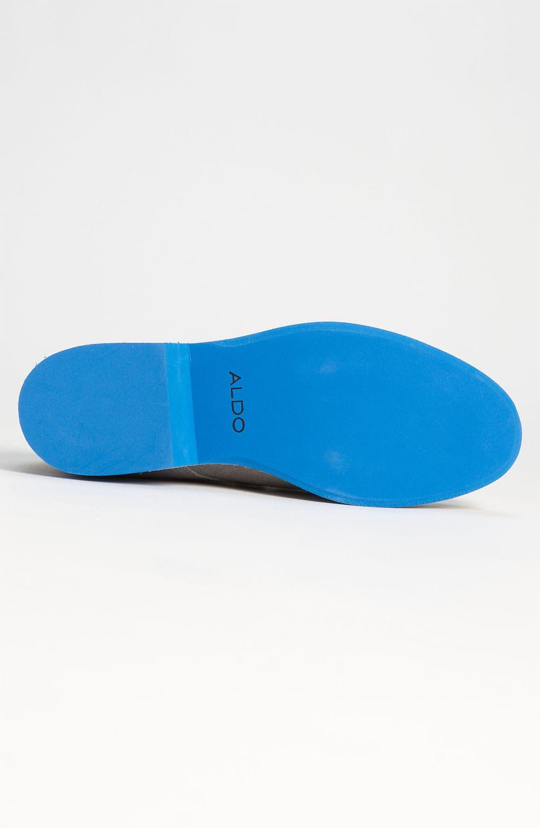 Alternate Image 4  - ALDO 'Arkin' Buck Shoe