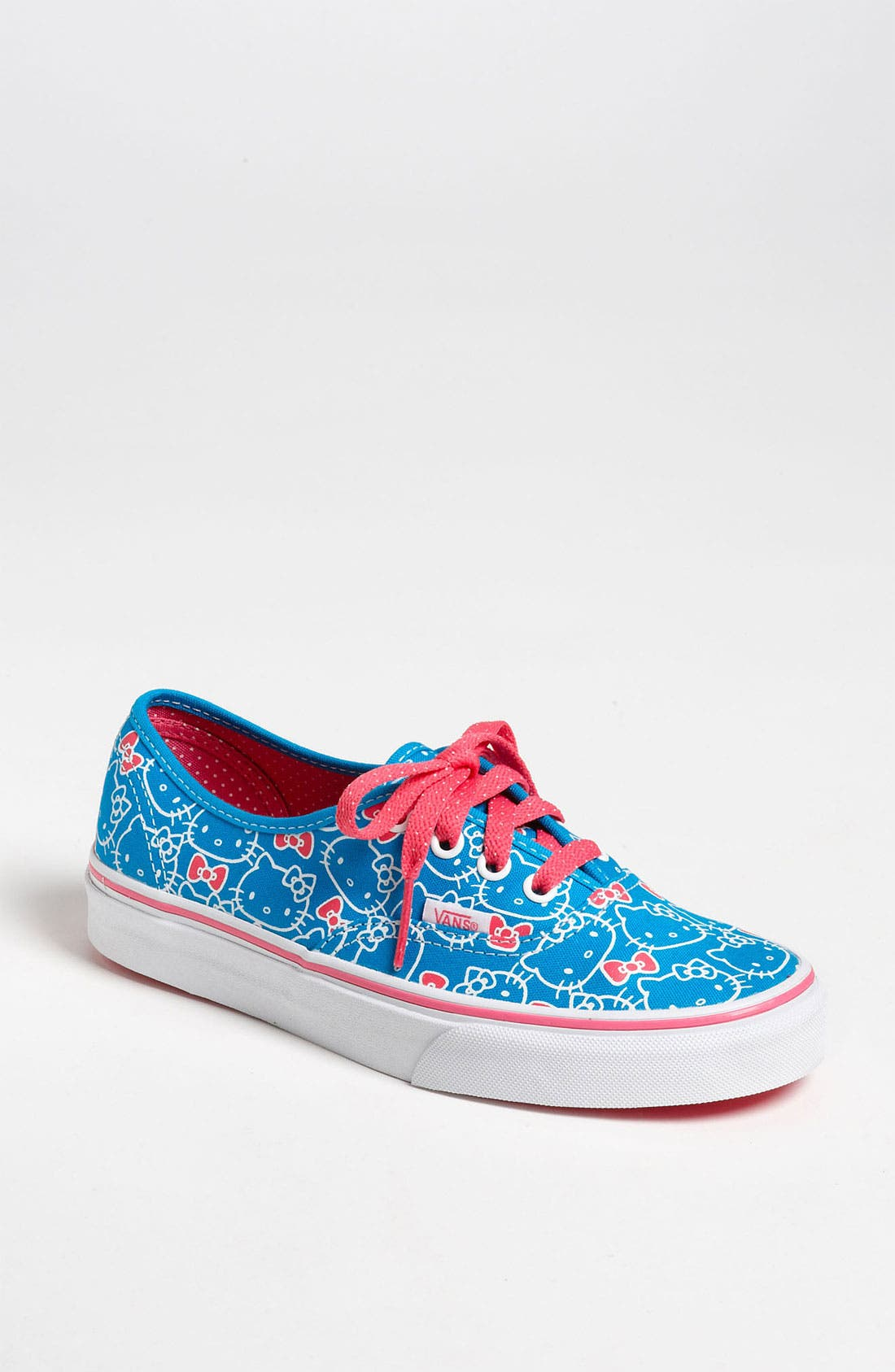 Alternate Image 1 Selected - Vans 'Authentic - Hello Kitty®' Sneaker (Women)