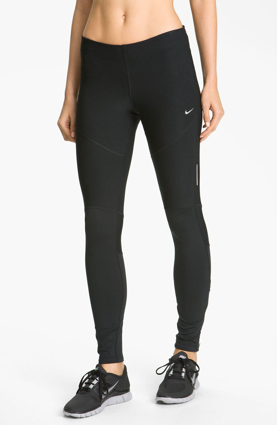Alternate Image 1 Selected - Nike 'Tech' Running Tights