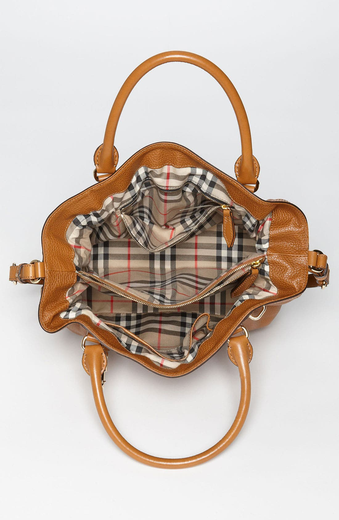 Alternate Image 3  - Burberry Leather Tote