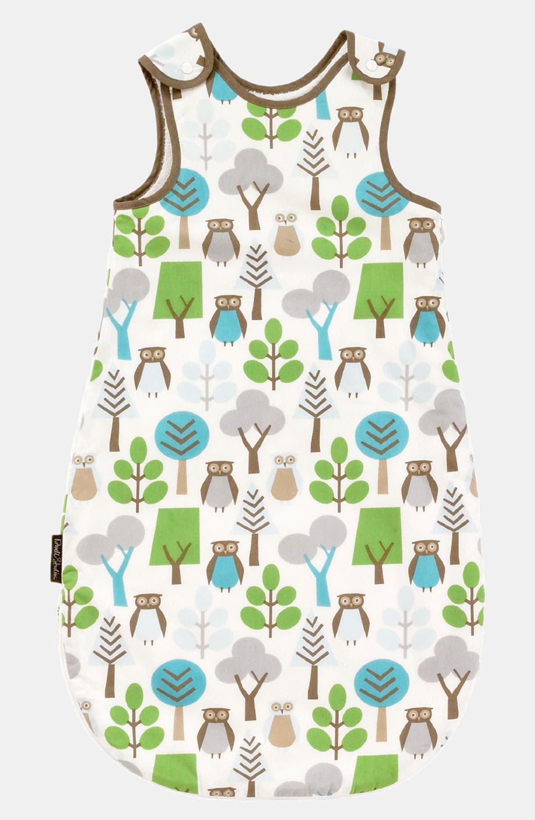Alternate Image 1 Selected - DwellStudio Wearable Blanket (Infant)