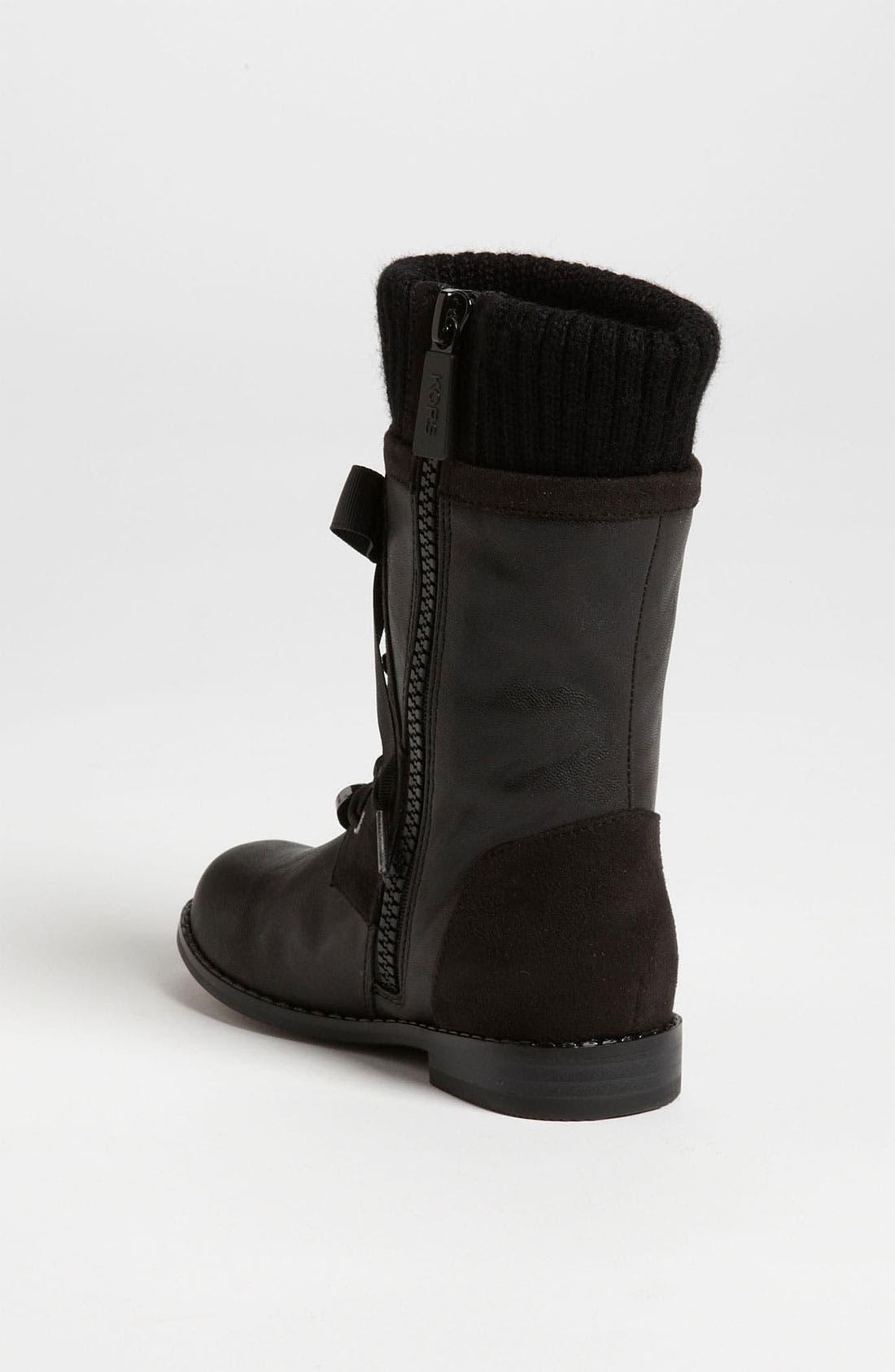 Alternate Image 2  - KORS Michael Kors 'Bambi' Boot (Toddler)