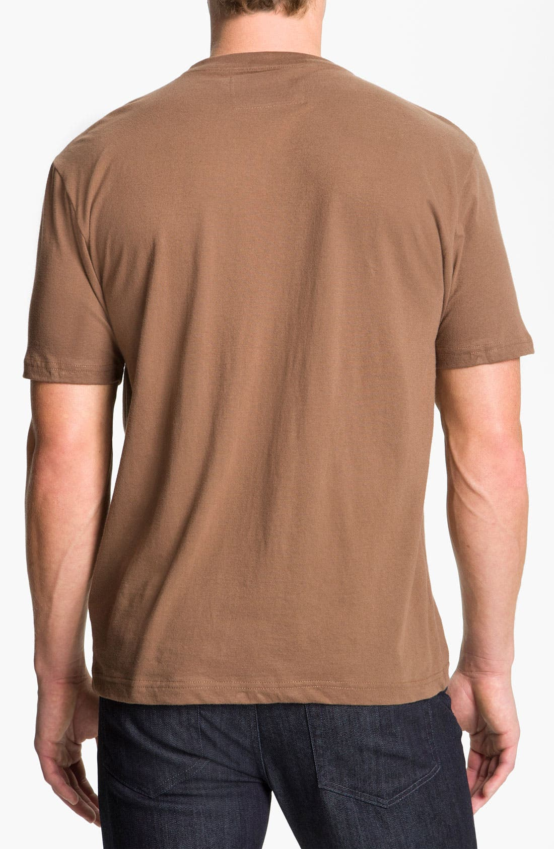 Alternate Image 2  - Wright & Ditson 'San Diego Padres' Baseball T-Shirt