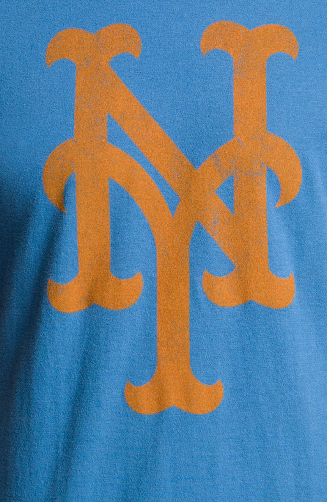 Alternate Image 2  - Wright & Ditson 'New York Mets' Baseball T-Shirt