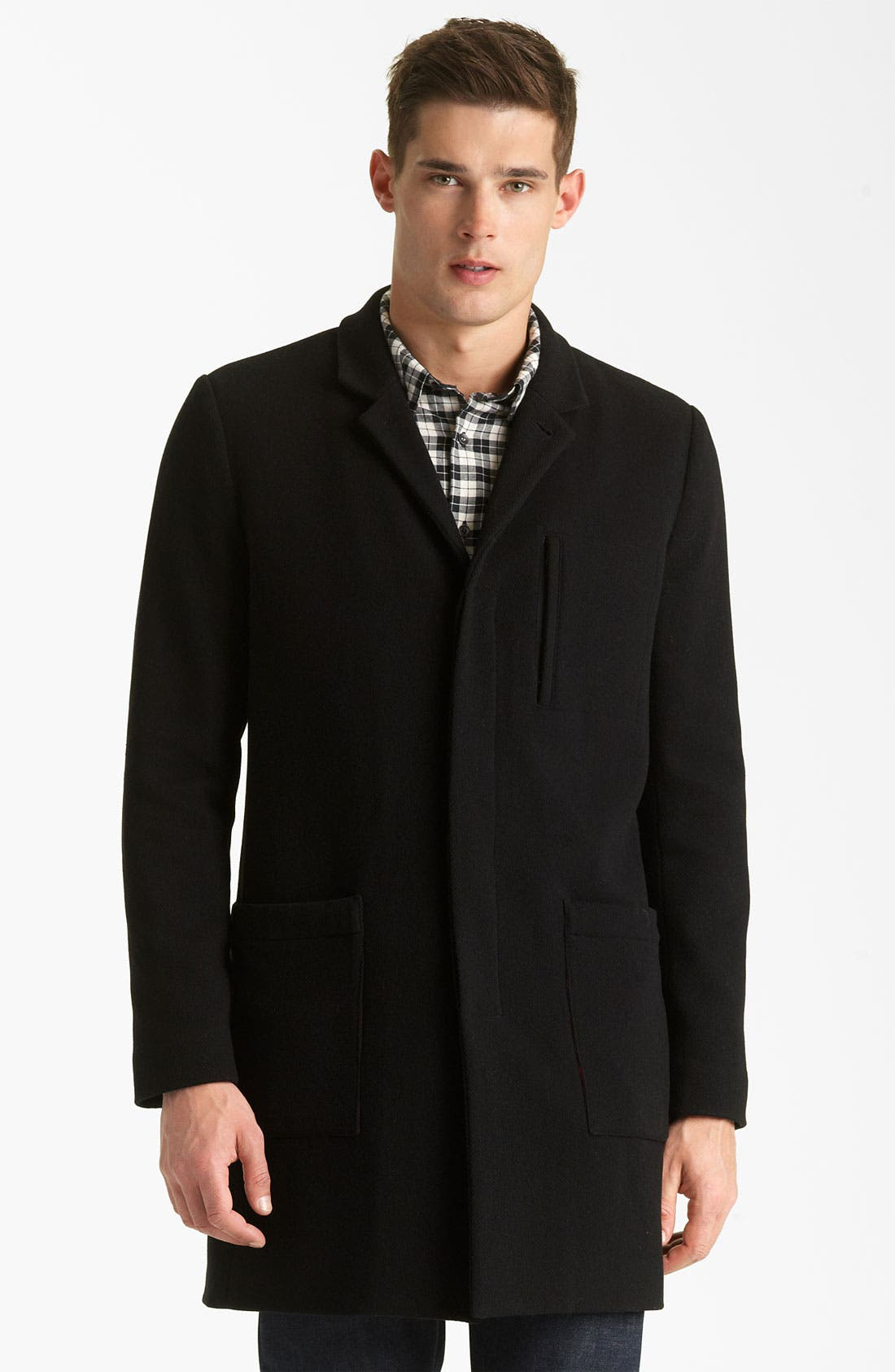 Alternate Image 1 Selected - Rogan Wool Blend Coat