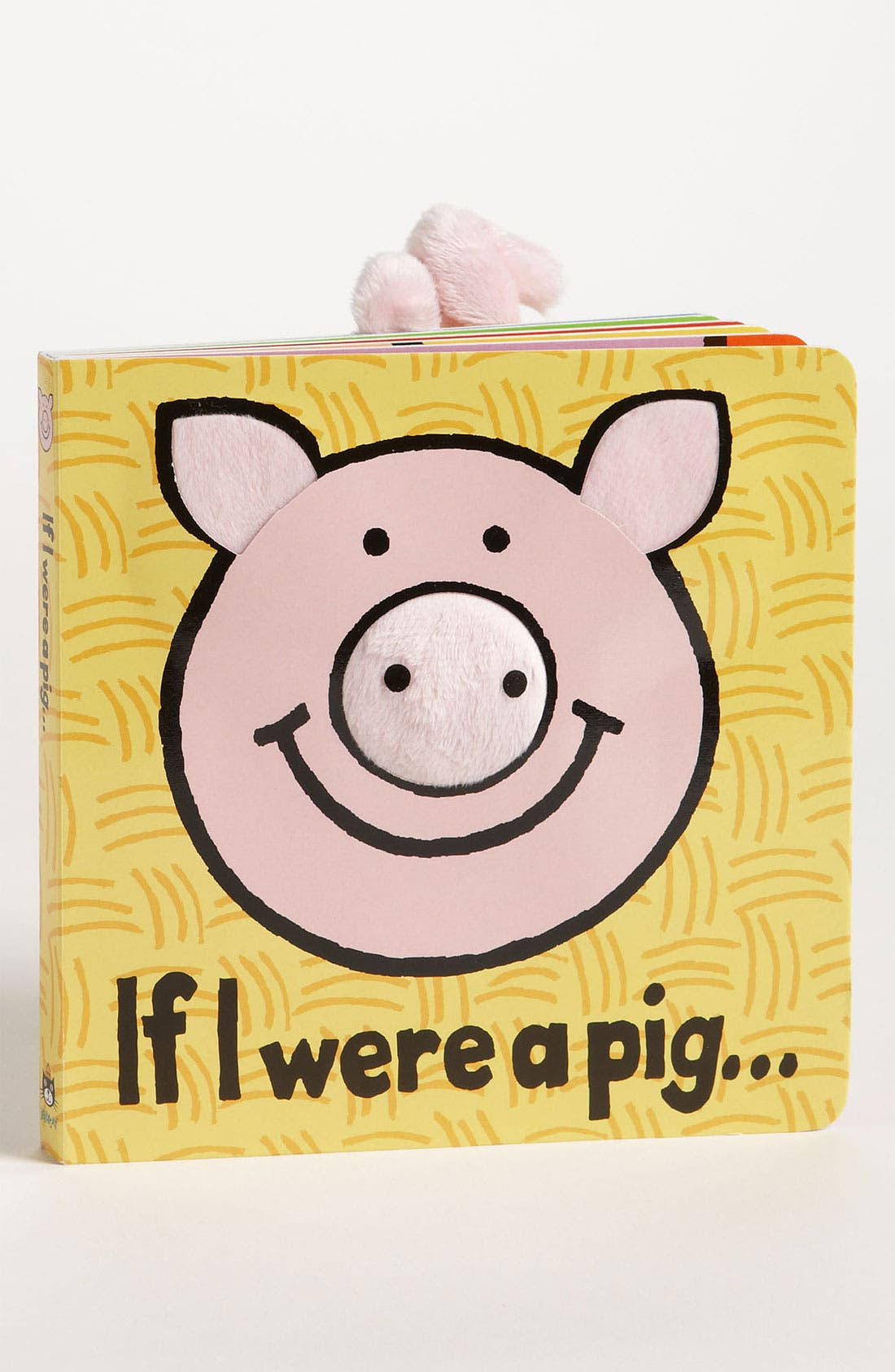 Alternate Image 1 Selected - 'If I Were a Pig...' Book