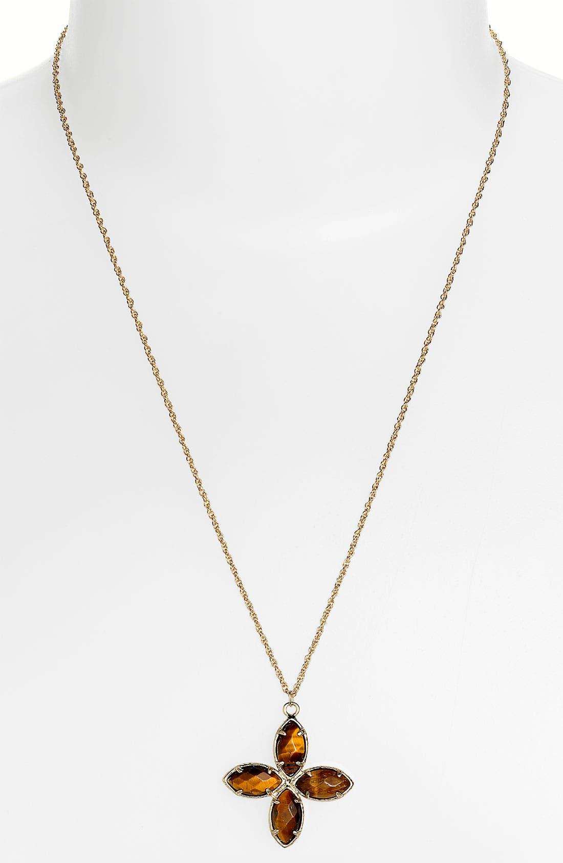 Alternate Image 1 Selected - Kendra Scott 'Thandi' Pendant Necklace