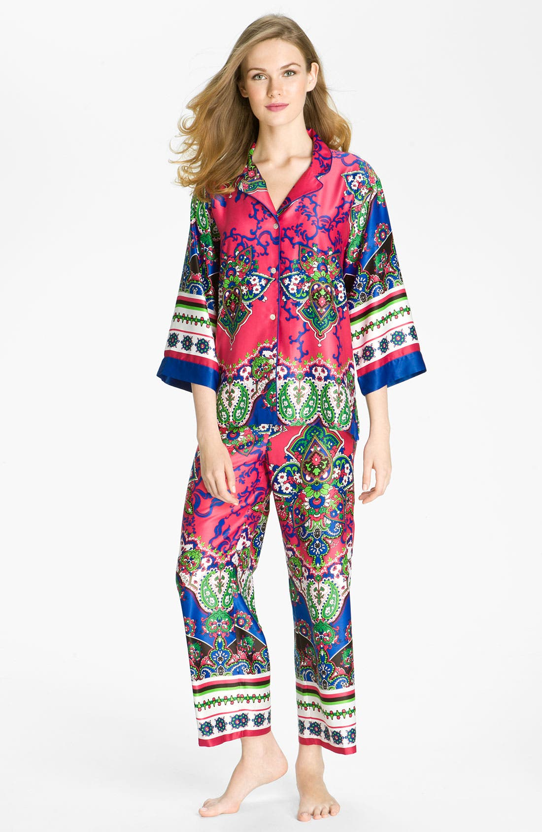 Alternate Image 1 Selected - Natori 'Amidala' Pajamas