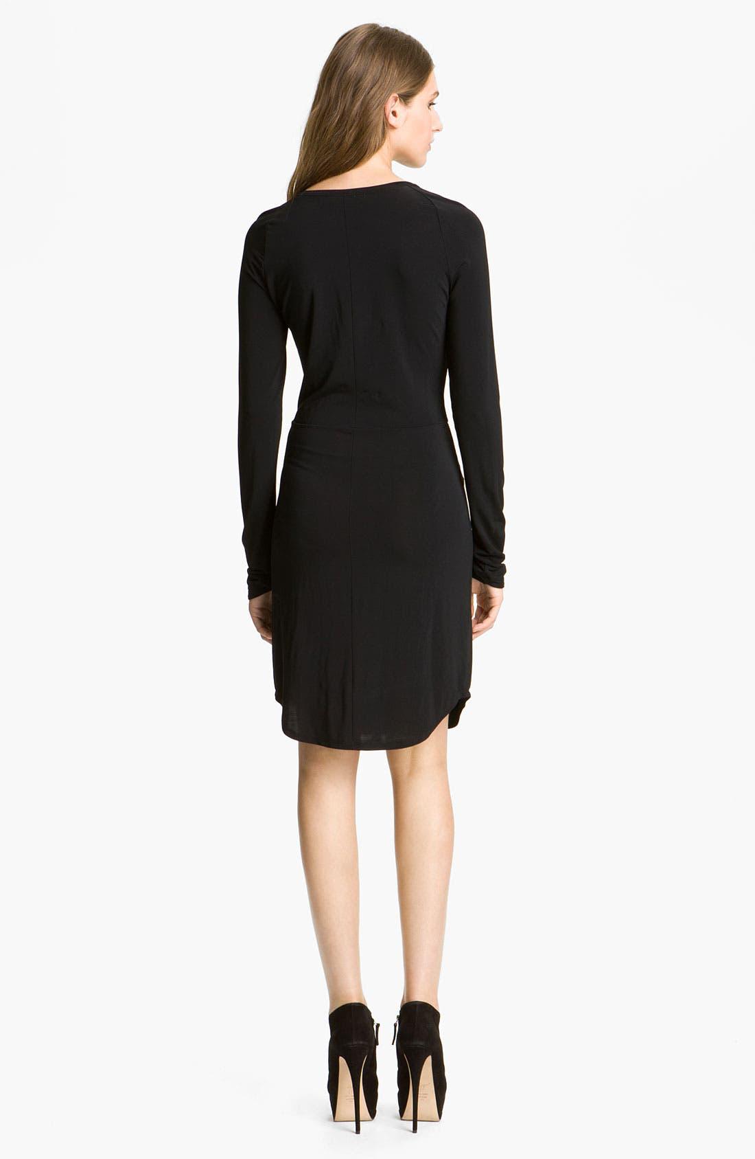 Alternate Image 2  - See by Chloé Seamed Jersey Dress