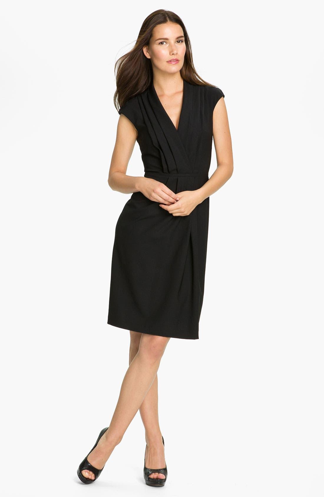 Alternate Image 1 Selected - BOSS Black 'Dilolas' Dress