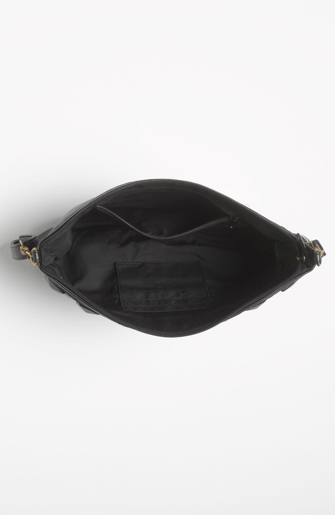 Alternate Image 3  - Lulu Studded Faux Leather Crossbody Bag