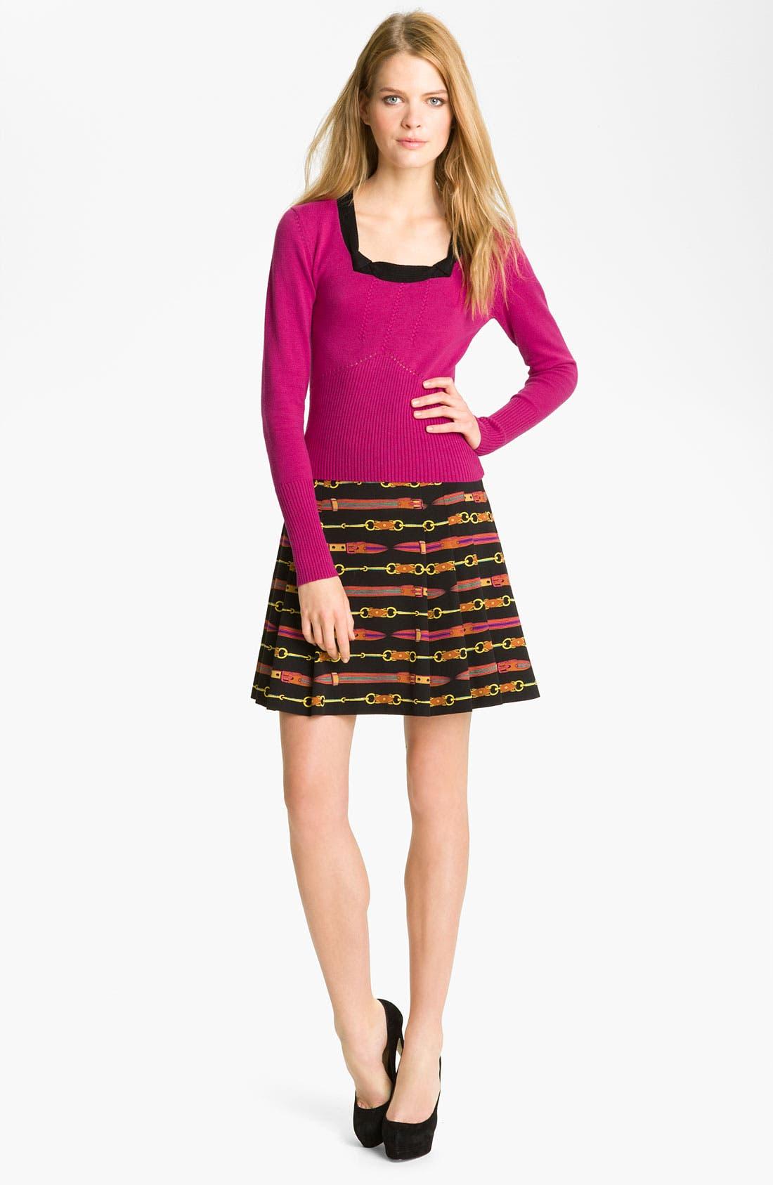 Alternate Image 3  - Nanette Lepore 'Thoroughbred' Skirt