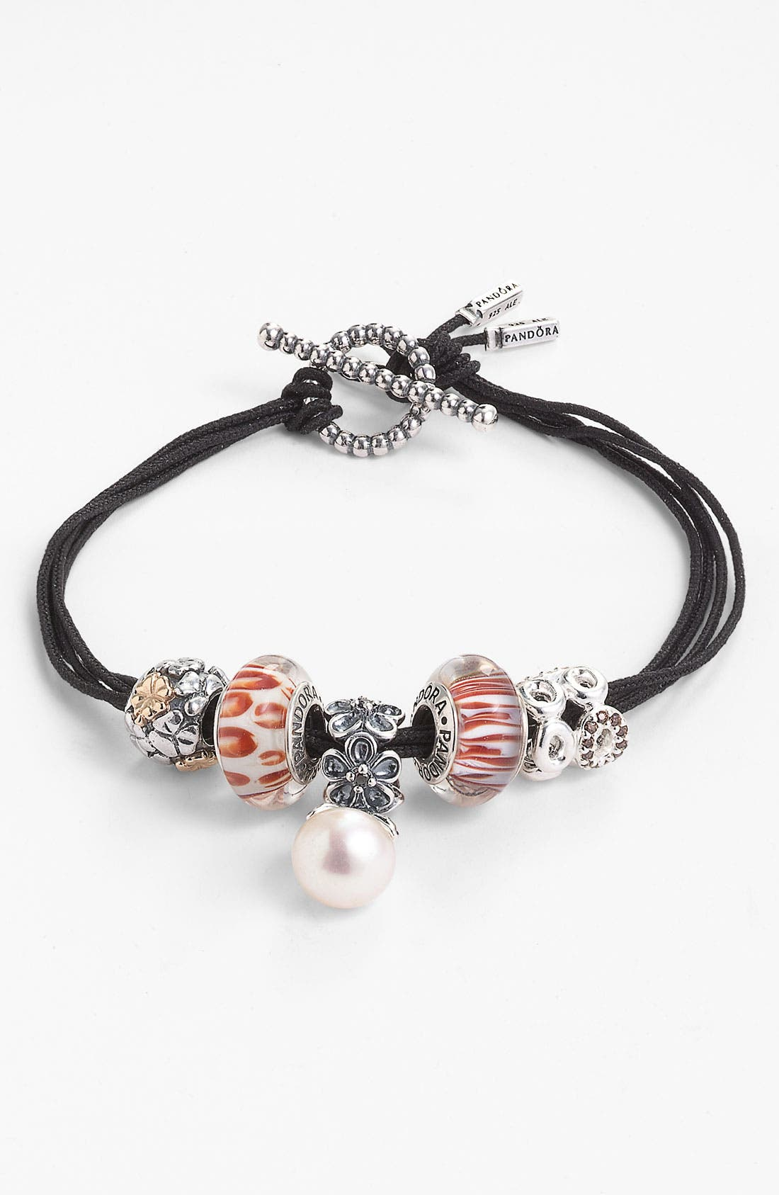 Alternate Image 1 Selected - PANDORA Customizable Charm Bracelet