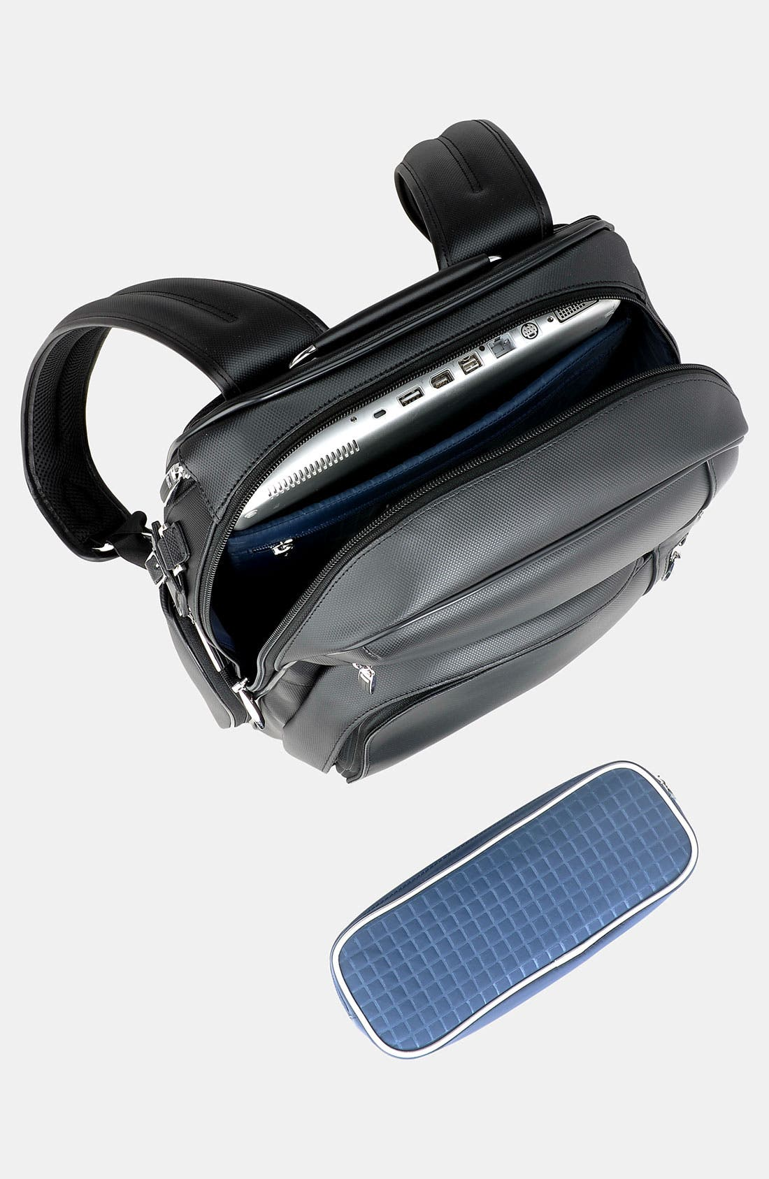 Alternate Image 3  - Tumi 'Arrive - Kingsford' Leather Backpack