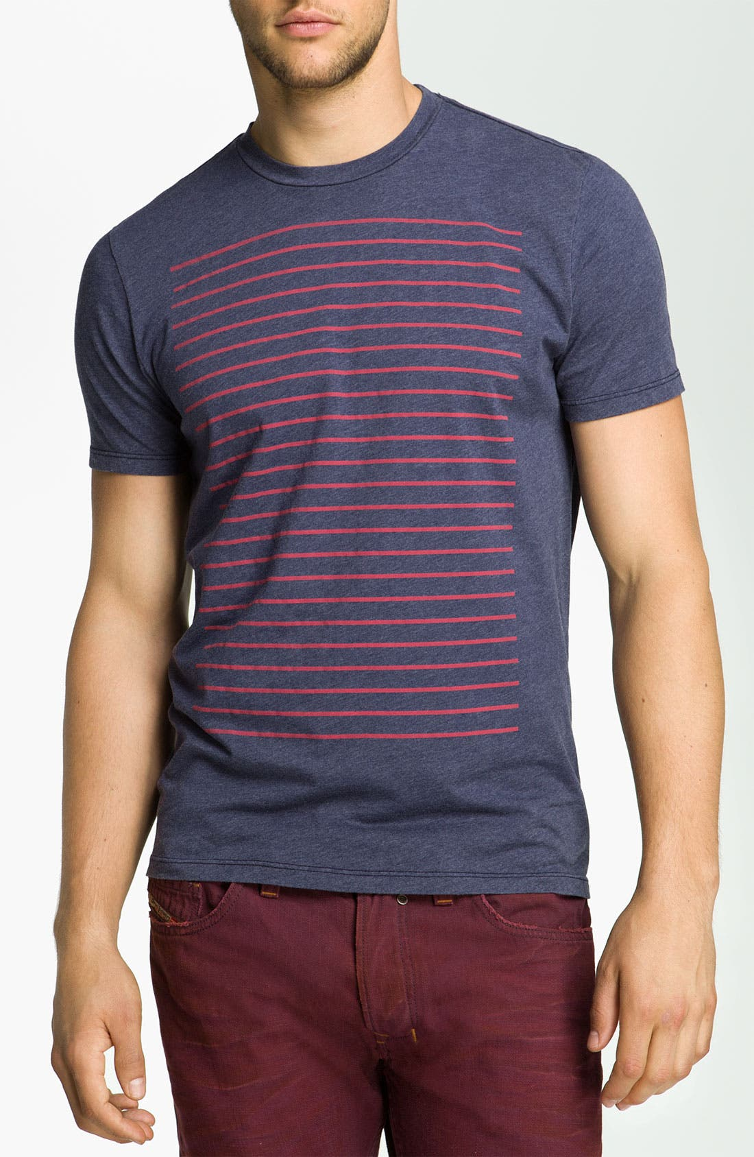 Alternate Image 1 Selected - Penny Stock 'The Penny Stripe' T-Shirt