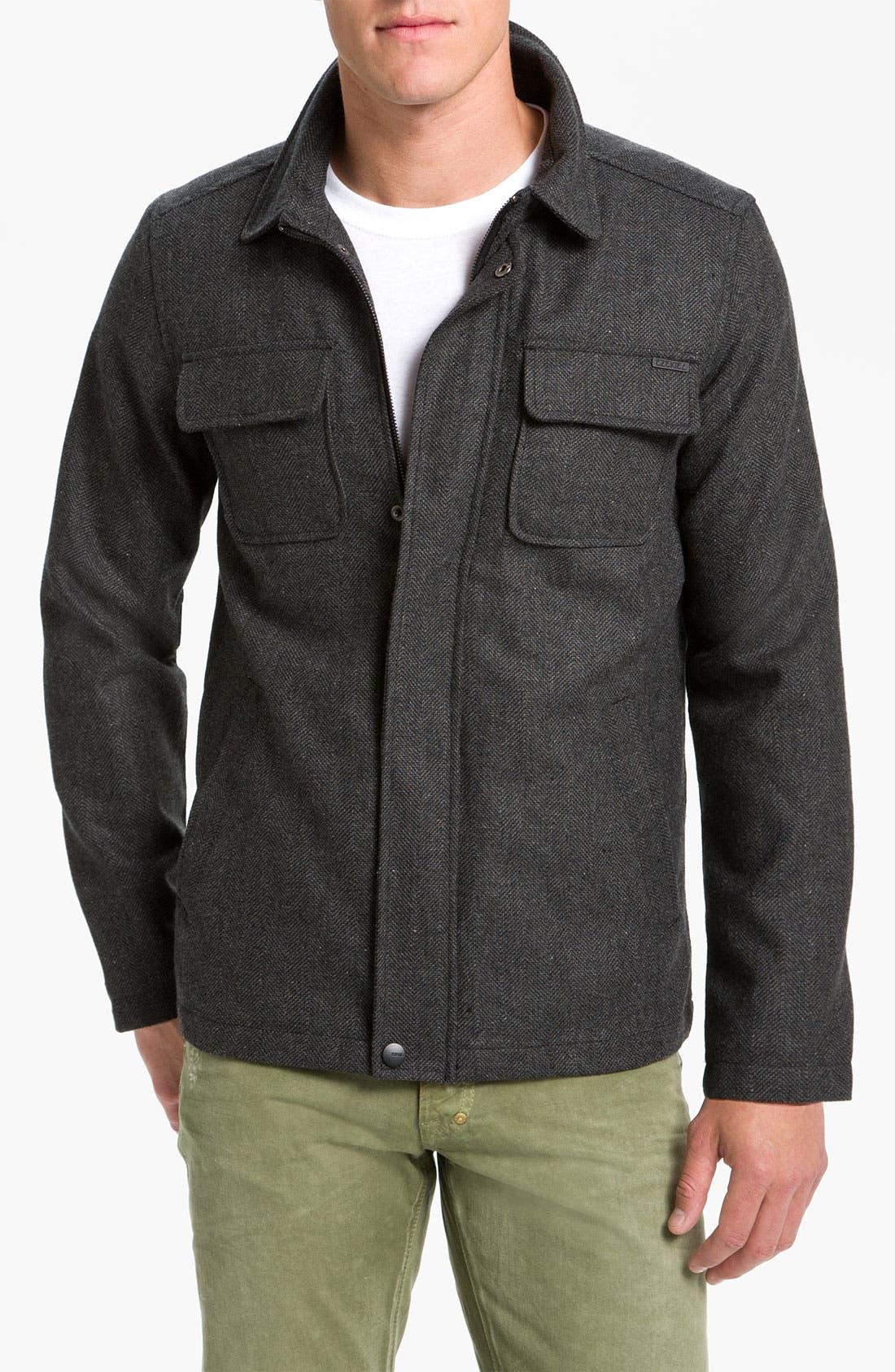 Main Image - Ezekiel 'Corsair' Tweed Jacket