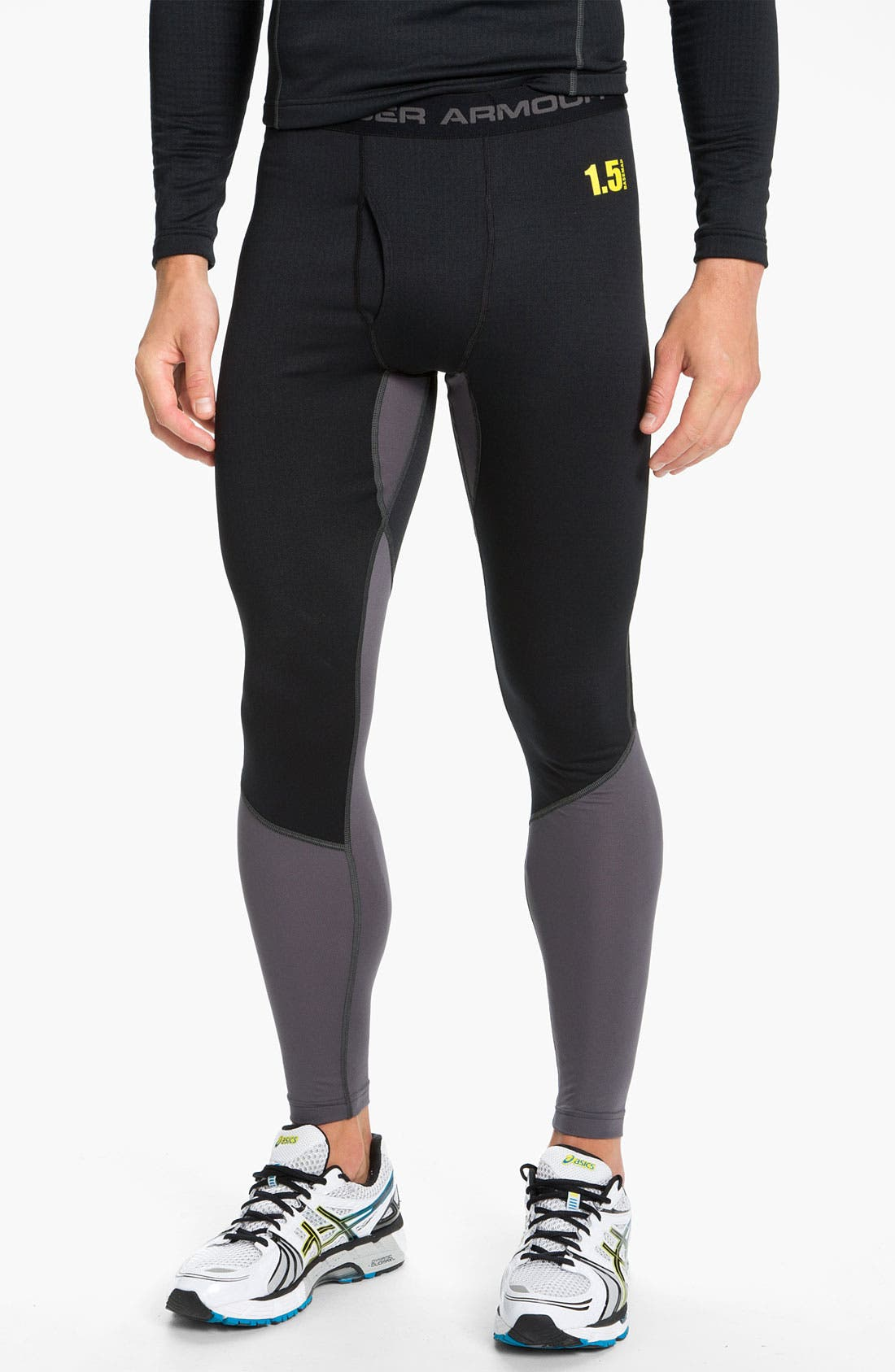 Main Image - Under Armour 'Basemap 1.5' Leggings (Online Exclusive)