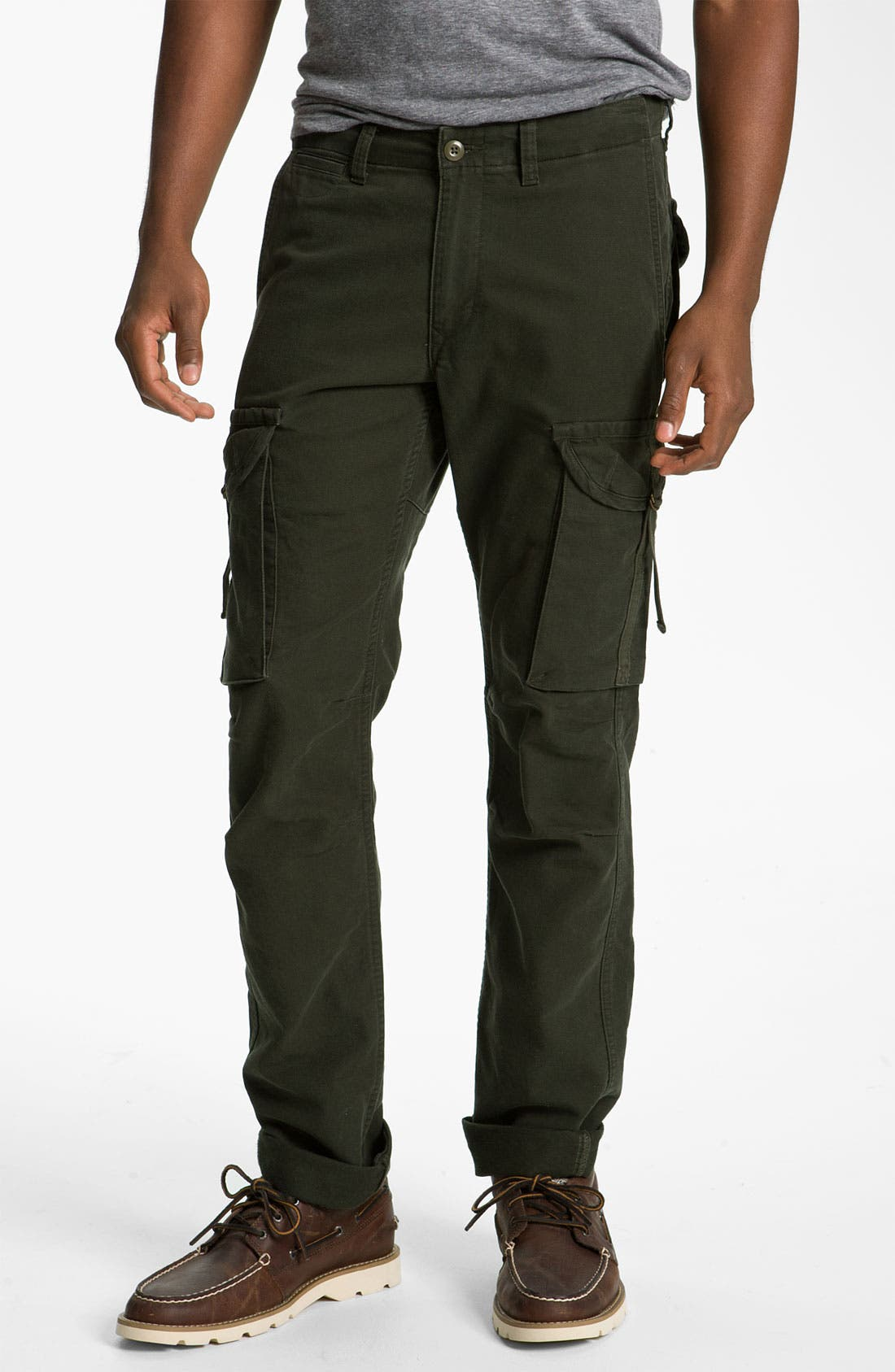 Alternate Image 1 Selected - Dockers® 'Scout' Slim Cargo Pants