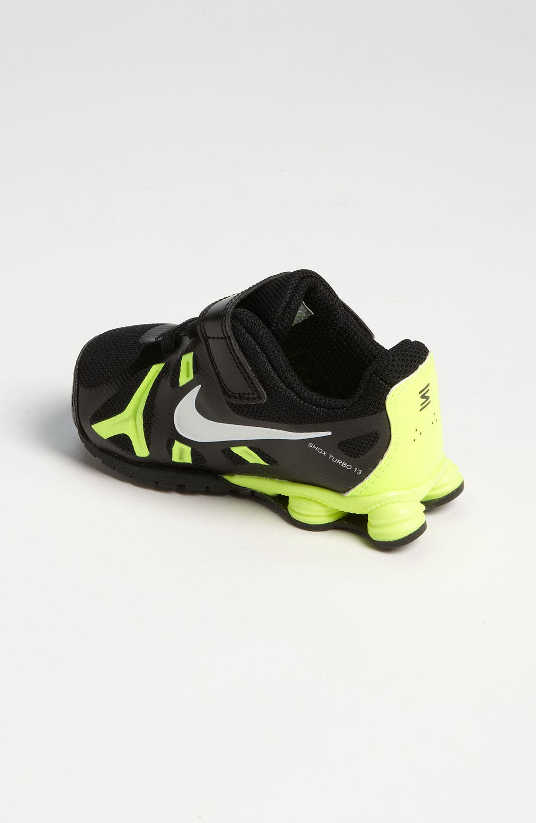 Alternate Image 2  - Nike 'Shox Turbo 13' Running Shoe (Baby, Walker & Toddler)