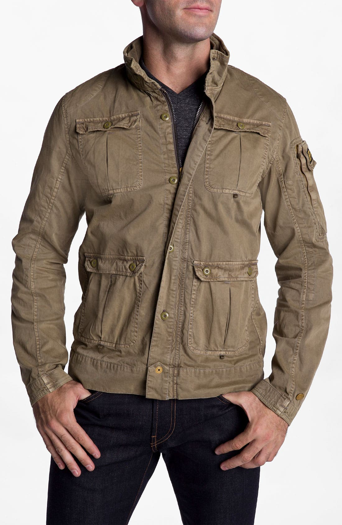 Alternate Image 1 Selected - G-Star Raw Military Jacket