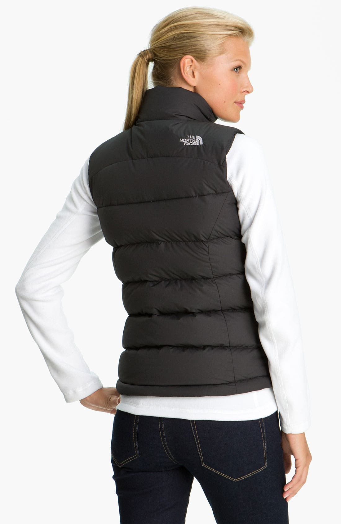 Alternate Image 2  - The North Face 'Nuptse 2' Quilted Down Vest
