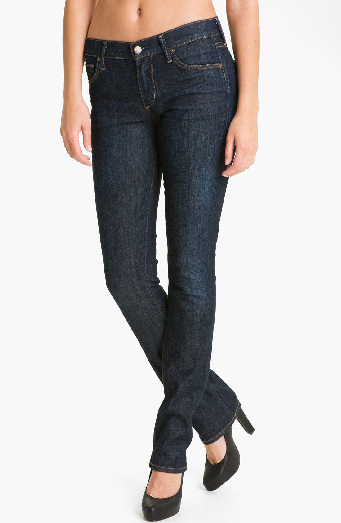 Alternate Image 1 Selected - Citizens of Humanity 'Elson' Straight Leg Jeans (Glory)